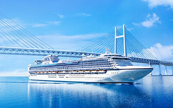 外国客船 日本発着