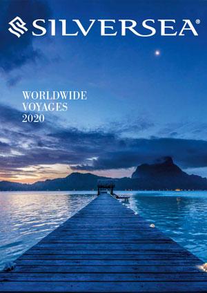 シルバーシー・クルーズ 2020年 WORLDWIDE VOYAGES